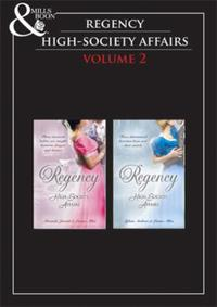 Regency High Society Vol 2 (Mills & Boon