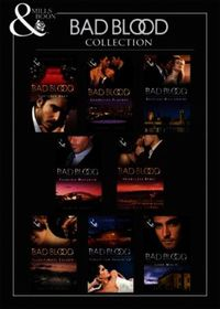 Bad Blood Collection (Mills & Boon e-Boo