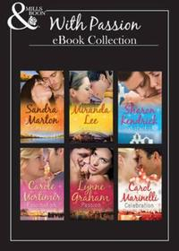 With Passion Collection (Mills & Boon e-