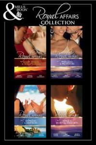 Royal Affairs Collection (Mills & Boon e