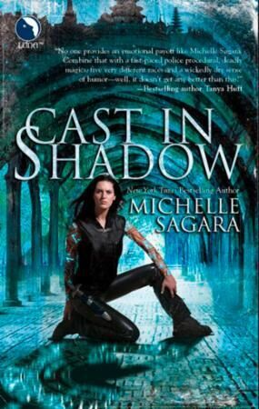 Cast In Shadow (The Chronicles of Elantr