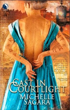 Cast In Courtlight (The Chronicles of El