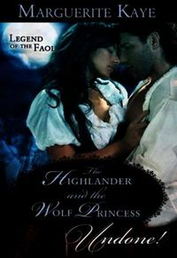 Highlander and the Wolf Princess (Mills