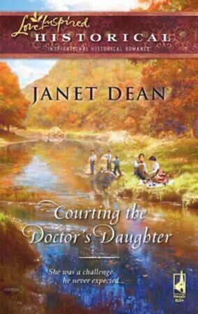 Courting the Doctor's Daughter (Mills &
