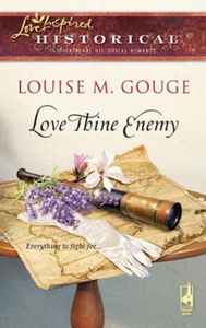 Love Thine Enemy (Mills & Boon Historica