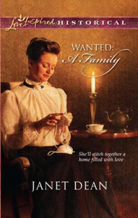 Wanted: A Family (Mills & Boon Historica