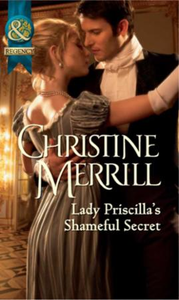 Lady Priscilla's Shameful Secret (Mills