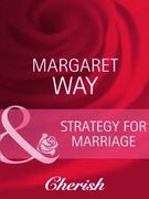 Strategy for Marriage (Mills & Boon Cher