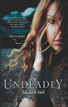 Undeadly (The Reaper Diaries - Book 1)