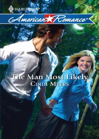 Man Most Likely (Mills & Boon American R