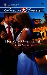 Her Very Own Family (Mills & Boon Americ