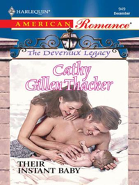 Their Instant Baby (Mills & Boon America