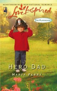 Hero Dad (Mills & Boon Love Inspired) (T