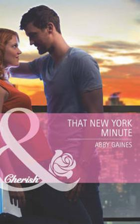 Bilde av That New York Minute (mills & Boon Cheri