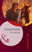 Stampeded (Mills & Boon Intrigue) (White