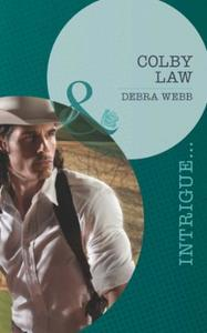 Colby Law (Mills & Boon Intrigue) (Colby