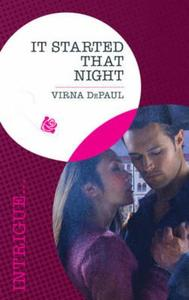 It Started That Night (Mills & Boon Intr