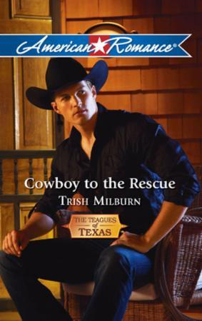 Cowboy to the Rescue (Mills & Boon Ameri