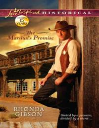 Marshal's Promise (Mills & Boon Love Ins