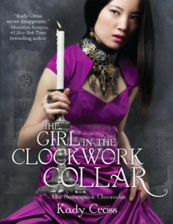 Girl in the Clockwork Collar (The Steamp