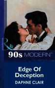 Edge Of Deception (Mills & Boon Vintage