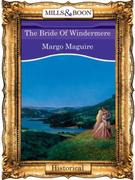 Bride Of Windermere (Mills & Boon Vintag