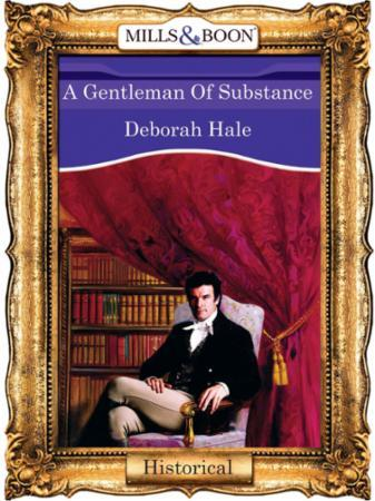 Gentleman Of Substance (Mills & Boon Vin