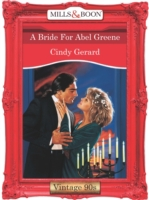 Bride For Abel Greene (Mills & Boon Vint