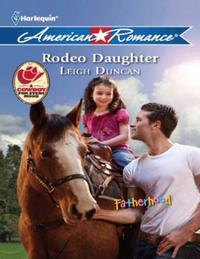 Rodeo Daughter (Mills & Boon American Ro
