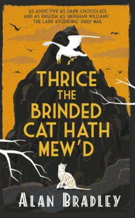 "Bilde av Thrice The Brinded Cat Hath Mew""d: The Gripping Eighth Novel In The Cosy Fl'"