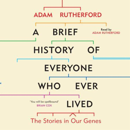 Bilde av A Brief History Of Everyone Who Ever Liv: The Stories In Our Genes