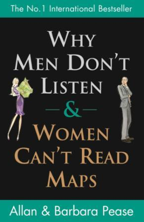 """Bilde av Why Men Don""""t Listen & Women Can""""'t Read: How To Spot The Differences In The Way M'"""