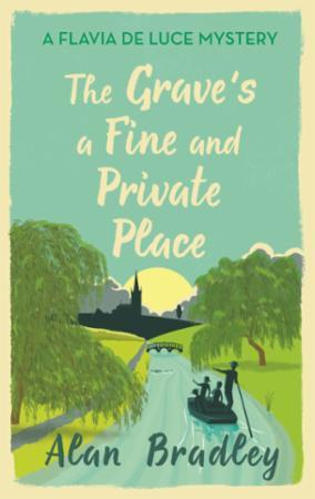 "Bilde av The Grave""s A Fine And Private Place: The Gripping Ninth Novel In The Cosy Fla'"