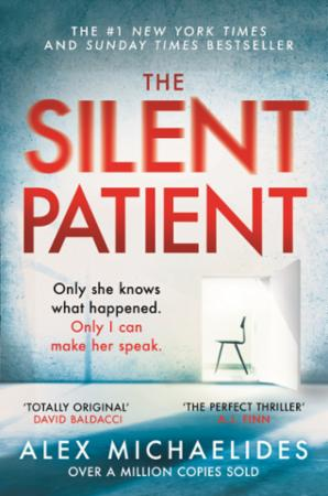 Bilde av The Silent Patient: The Record-breaking, Multimillion Copy S