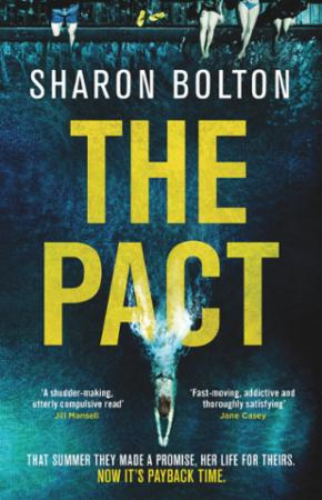 The Pact: A dark and compulsive thriller about sec