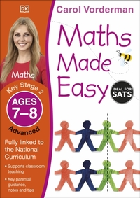Maths Made Easy Ages 7-8 Key Stage 2 Adv
