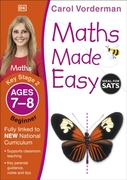 Maths Made Easy Ages 7-8 Key Stage 2 Beg