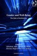 Gender and Well-Being