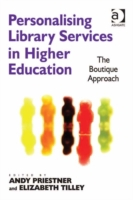 Personalising Library Services in Higher