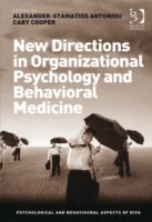 New Directions in Organizational Psychol
