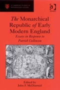 Monarchical Republic of Early Modern Eng