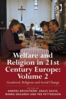Welfare and Religion in 21st Century Eur