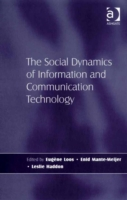 Social Dynamics of Information and Commu