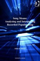 Song Means: Analysing and Interpreting R