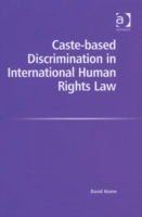 Caste-based Discrimination in Internatio