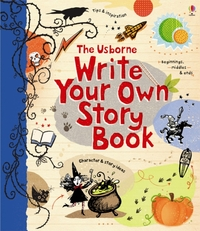 Write Your Own Story Book
