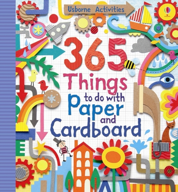 365 Things to do with Paper and Cardboar