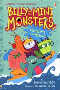 Billy and the Mini Monsters - Monsters t