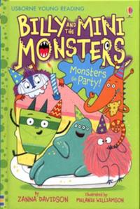 Billy and the Mini Monsters Monsters Go