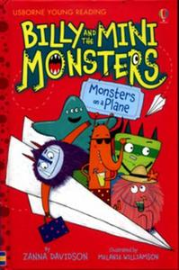 Billy and the Mini Monsters - Monsters O